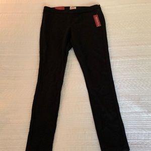 Merona Pants - Skinny Black Work Pants NWT